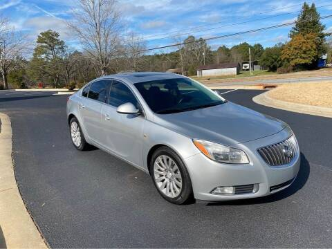 2011 Buick Regal for sale at Two Brothers Auto Sales in Loganville GA