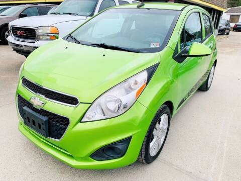 2014 Chevrolet Spark for sale at Auto Space LLC in Norfolk VA