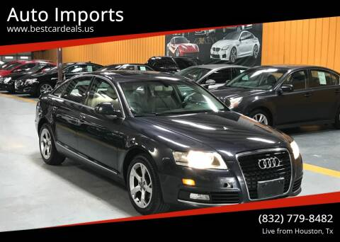 2010 Audi A6 for sale at Auto Imports in Houston TX