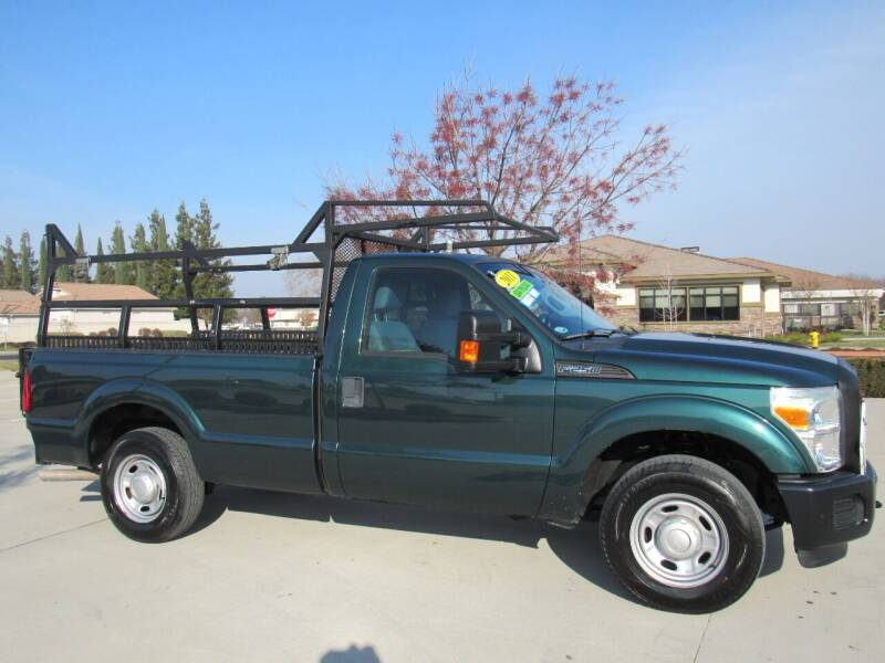 2011 Ford F-250 Super Duty for sale at 2Win Auto Sales Inc in Oakdale CA
