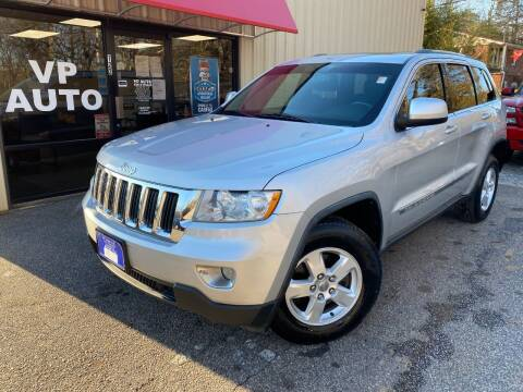 2012 Jeep Grand Cherokee for sale at VP Auto in Greenville SC