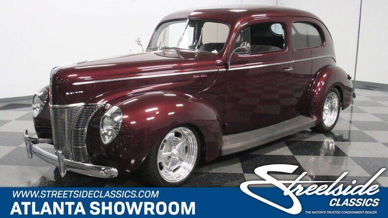 1940 Ford Deluxe for sale in Lithia Springs, GA