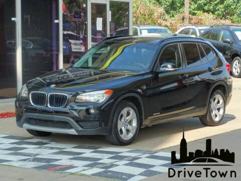2013 BMW X1 for sale at Drive Town in Houston TX