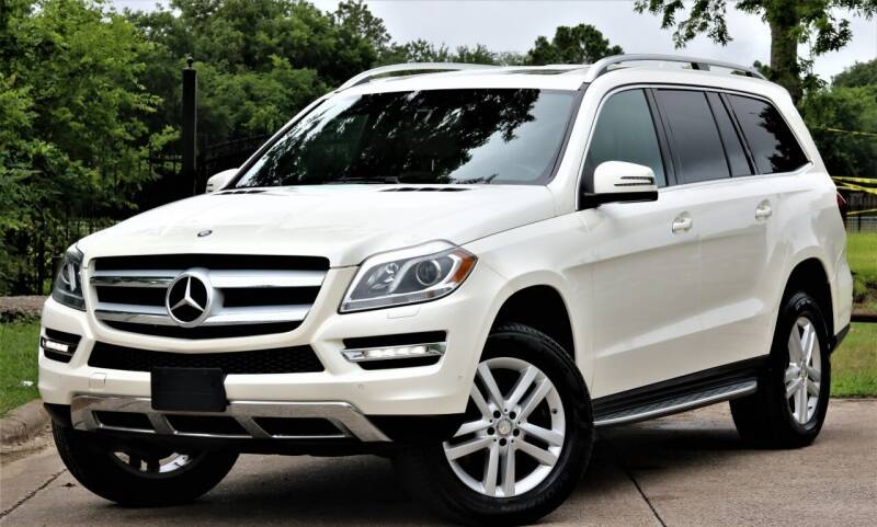 2013 Mercedes-Benz GL-Class for sale at Texas Auto Corporation in Houston TX