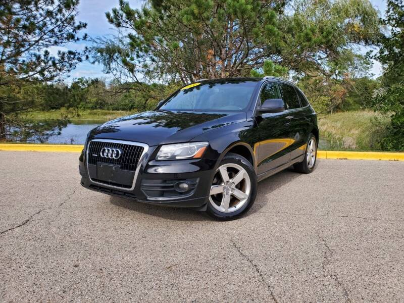 2010 Audi Q5 for sale at Excalibur Auto Sales in Palatine IL