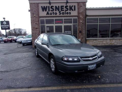 2005 Chevrolet Impala for sale at Wisneski Auto Sales, Inc. in Green Bay WI