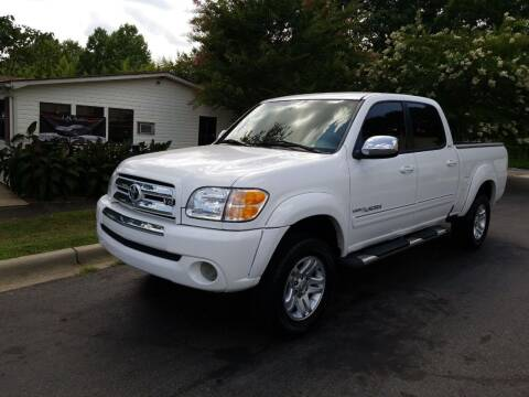 2004 Toyota Tundra for sale at TR MOTORS in Gastonia NC