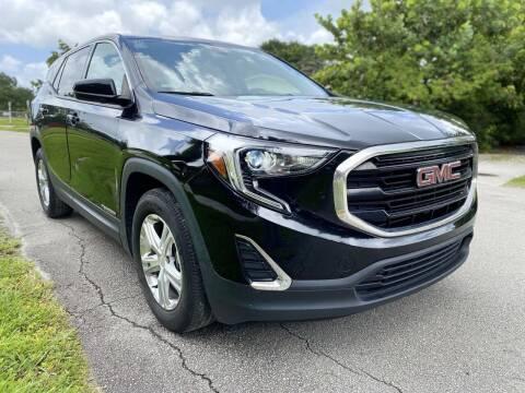 2018 GMC Terrain for sale at CAR UZD in Miami FL