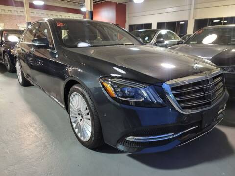 2019 Mercedes-Benz S-Class for sale at AW Auto & Truck Wholesalers  Inc. in Hasbrouck Heights NJ