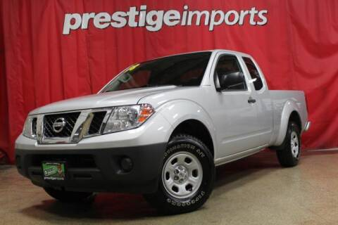 2018 Nissan Frontier for sale at Prestige Imports in St Charles IL