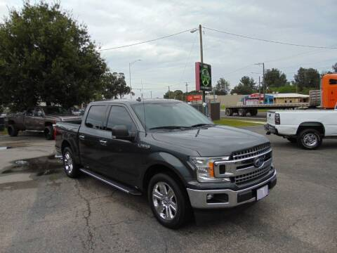 2018 Ford F-150 for sale at Ratchet Motorsports in Gibsonton FL