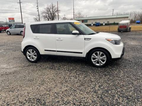 2014 Kia Soul for sale at Wallers Auto Sales LLC in Dover OH