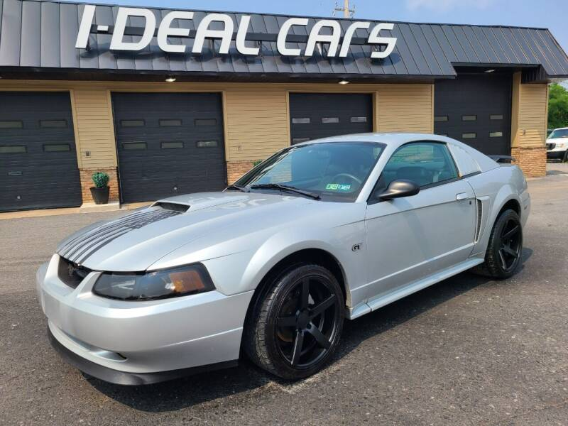 2002 Ford Mustang for sale at I-Deal Cars in Harrisburg PA