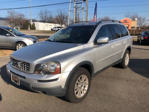2008 Volvo XC90 for sale at NJ Quality Auto Sales LLC in Richmond IL