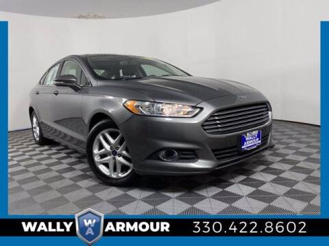 2014 Ford Fusion for sale at Wally Armour Chrysler Dodge Jeep Ram in Alliance OH