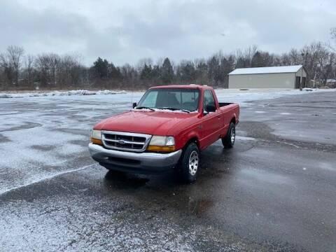 2000 Ford Ranger for sale at Caruzin Motors in Flint MI