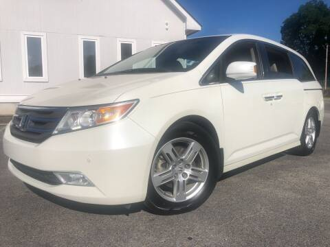 2012 Honda Odyssey for sale at Beckham's Used Cars in Milledgeville GA