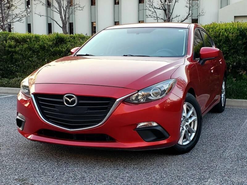 2014 Mazda MAZDA3 for sale at Carfornia in San Jose CA