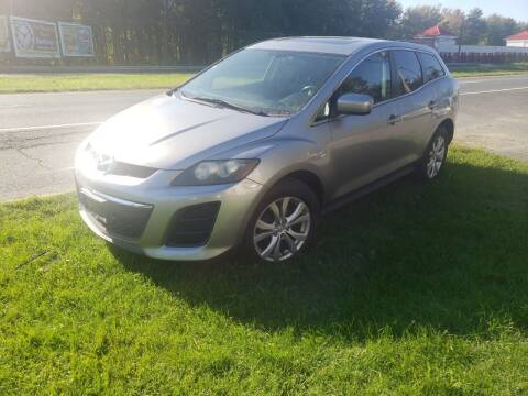 2010 Mazda CX-7 for sale at Budget Auto Sales & Services in Havre De Grace MD