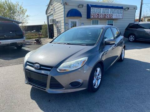 2013 Ford Focus for sale at Silver Auto Partners in San Antonio TX