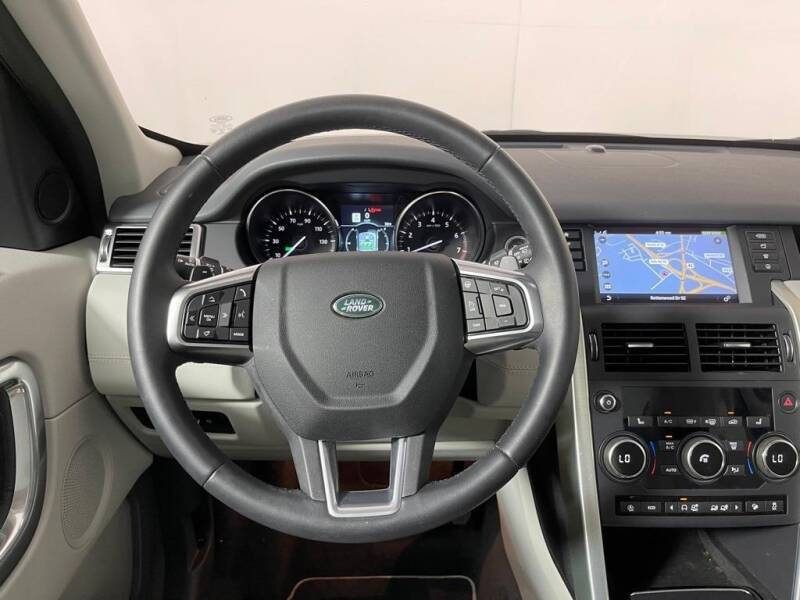 2019 Land Rover Discovery Sport for sale at CU Carfinders in Norcross GA