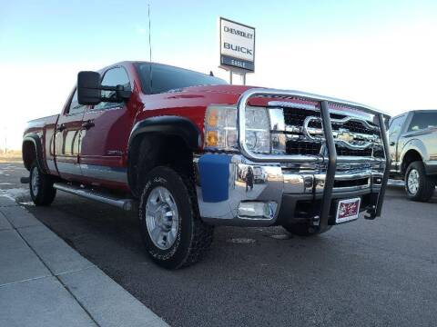 2010 Chevrolet Silverado 2500HD for sale at Tommy's Car Lot in Chadron NE