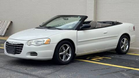 2006 Chrysler Sebring for sale at Carland Auto Sales INC. in Portsmouth VA