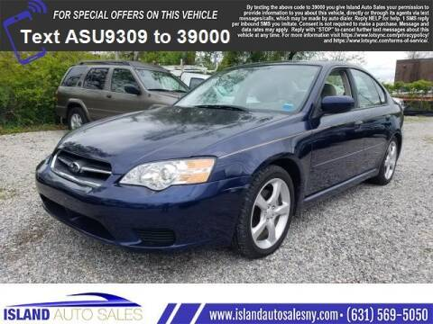 2007 Subaru Legacy for sale at Island Auto Sales in E.Patchogue NY