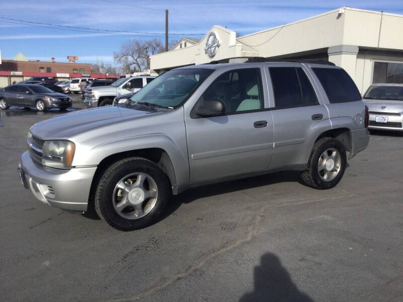 2008 Chevrolet TrailBlazer for sale at Beutler Auto Sales in Clearfield UT