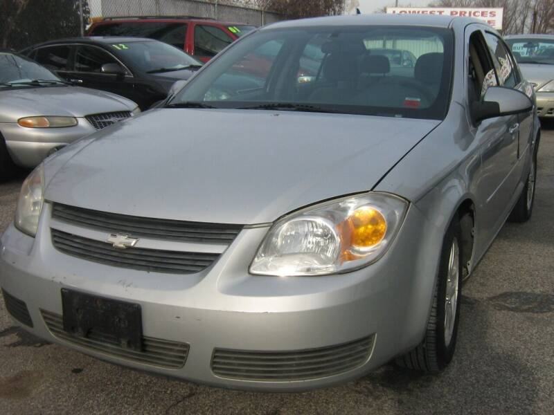 2006 Chevrolet Cobalt for sale at JERRY'S AUTO SALES in Staten Island NY
