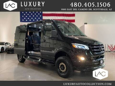 2020 Mercedes-Benz Sprinter 144 4WD for sale at Luxury Auto Collection in Scottsdale AZ
