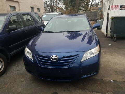 2007 Toyota Camry for sale at Gondal Motors in West Hempstead NY