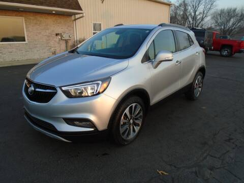 2018 Buick Encore for sale at Ritchie Auto Sales in Middlebury IN