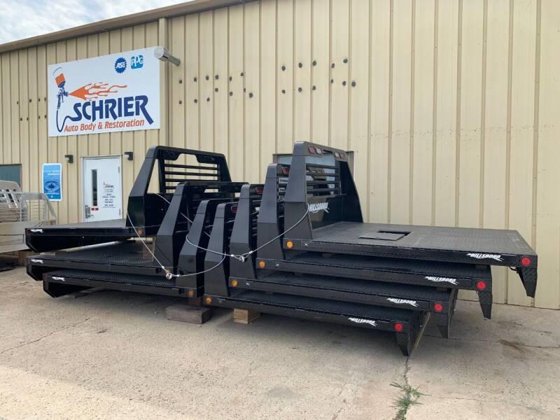 2021 Hillsboro SLT Series Steel Flatbed for sale at Schrier Auto Body & Restoration in Cumberland IA