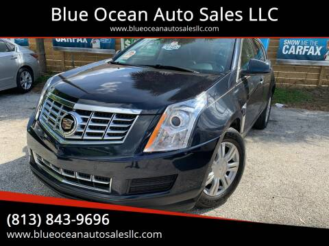 2014 Cadillac SRX for sale at Blue Ocean Auto Sales LLC in Tampa FL