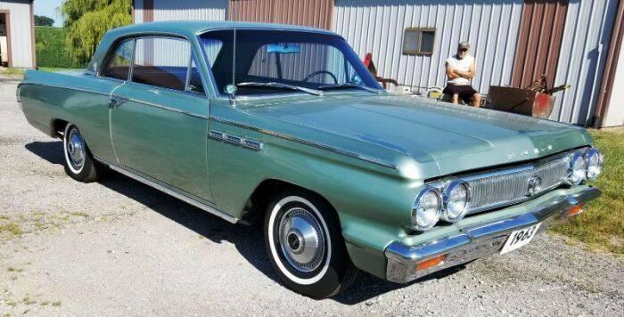 1963 Buick Skylark for sale in Cadillac, MI
