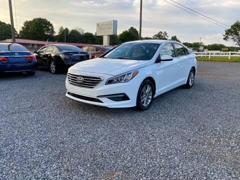 2015 Hyundai Sonata for sale at Tropical Motors, Inc. in Riceville TN