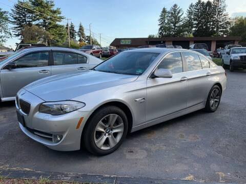 2012 BMW 5 Series for sale at GMG AUTO SALES in Scranton PA
