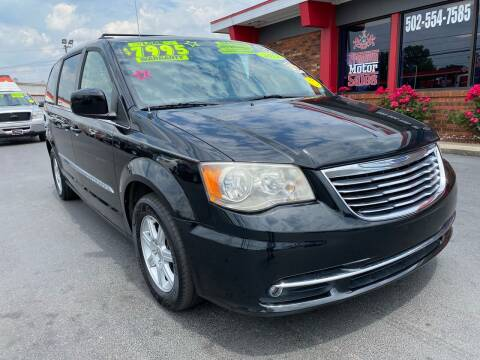 2011 Chrysler Town and Country for sale at Premium Motors in Louisville KY