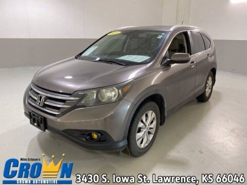 2013 Honda CR-V for sale at Crown Automotive of Lawrence Kansas in Lawrence KS