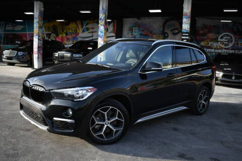2019 BMW X1 for sale at STS Automotive - Miami, FL in Miami FL