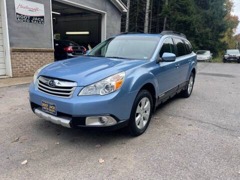 2012 Subaru Outback for sale at Boot Jack Auto Sales in Ridgway PA