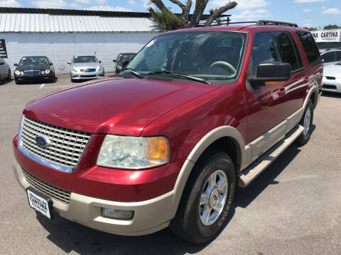 2006 Ford Expedition for sale at Cartina in Tampa FL