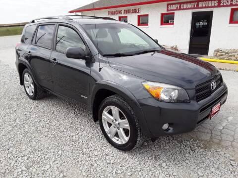 2006 Toyota RAV4 for sale at Sarpy County Motors in Springfield NE