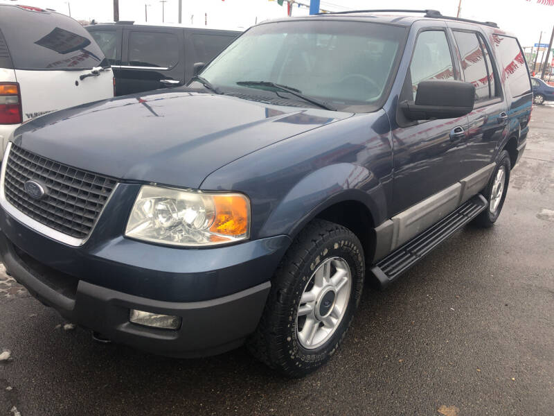 2003 Ford Expedition for sale at TTT Auto Sales in Spokane WA
