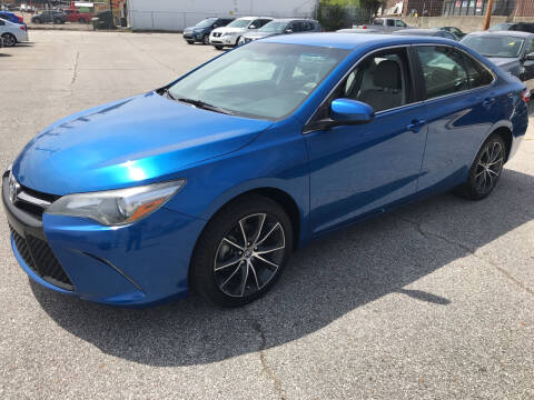 2017 Toyota Camry for sale at East Memphis Auto Center in Memphis TN
