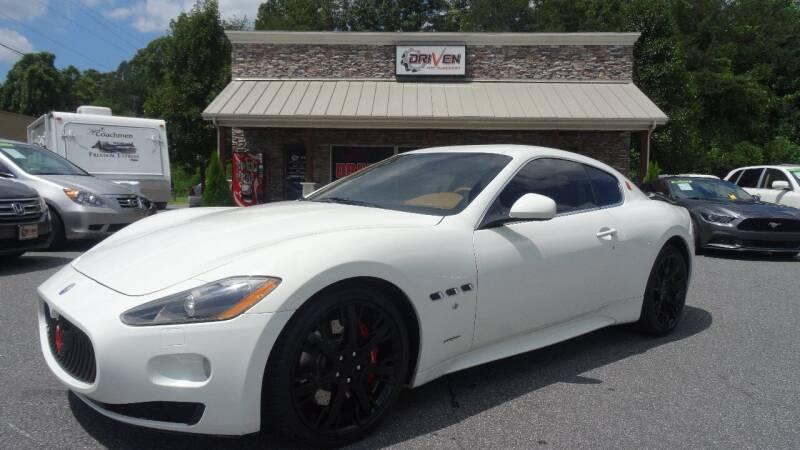 2011 Maserati GranTurismo for sale at Driven Pre-Owned in Lenoir NC