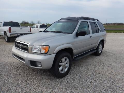 2002 Nissan Pathfinder for sale at All Terrain Sales in Eugene MO