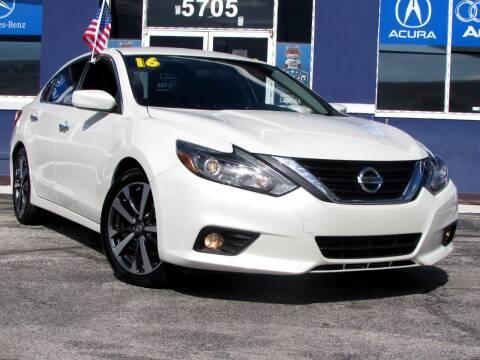 2016 Nissan Altima for sale at Orlando Auto Connect in Orlando FL