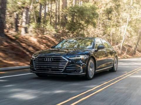 2019 Audi A8 for sale at Access Auto Direct in Baldwin NY